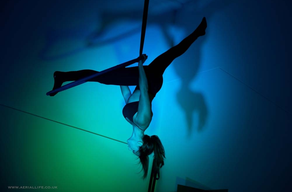 Circus Fitness with Aerial Life!